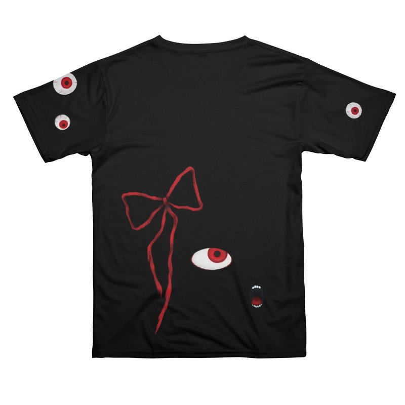 Eyeball Girl Men's Cut & Sew by Mizna Wada