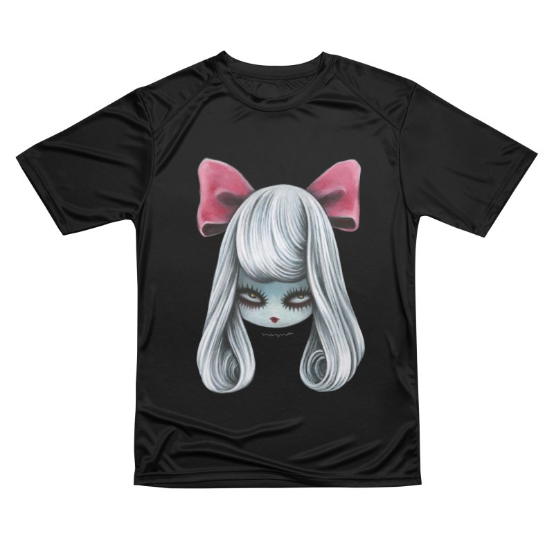 Ghost girl Men's T-Shirt by Mizna Wada