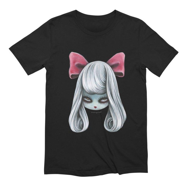 Ghost girl Men's T-Shirt by Mizna Wada