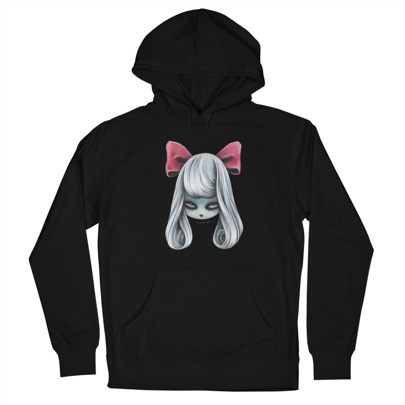 Ghost girl Men's Pullover Hoody by Mizna Wada