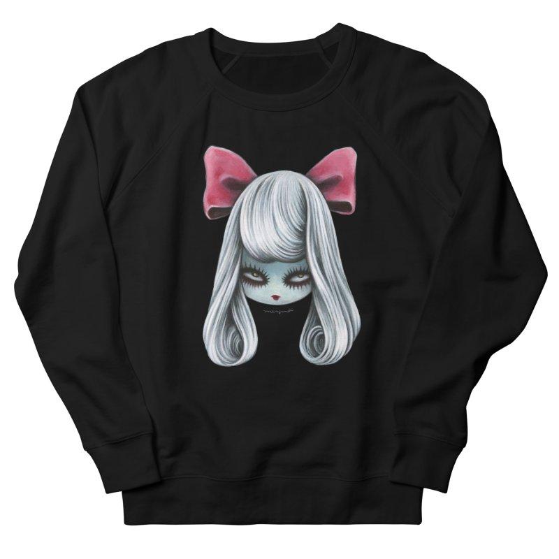 Ghost girl Men's Sweatshirt by Mizna Wada