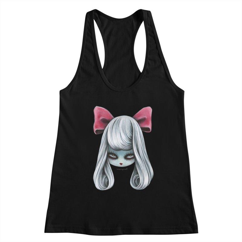 Ghost girl Women's Tank by Mizna Wada