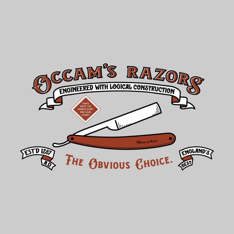 Occam's Razors by mj's Artist Shop