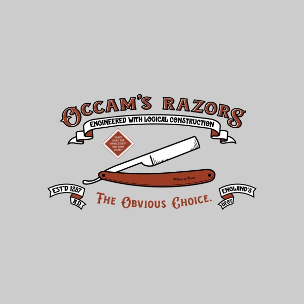 image for Occam's Razors