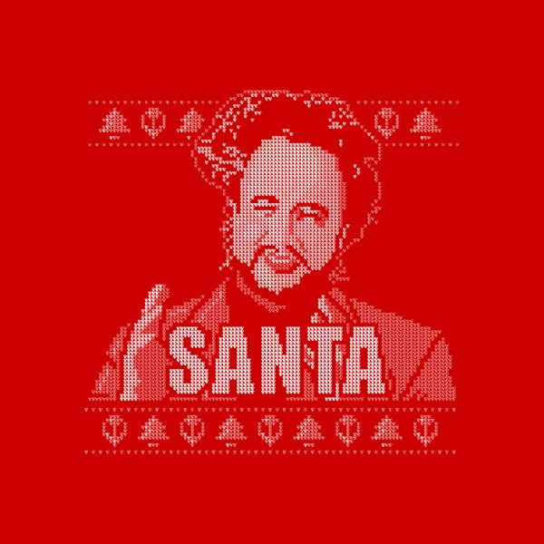 image for Aliens Meme Ugly Christmas Sweater