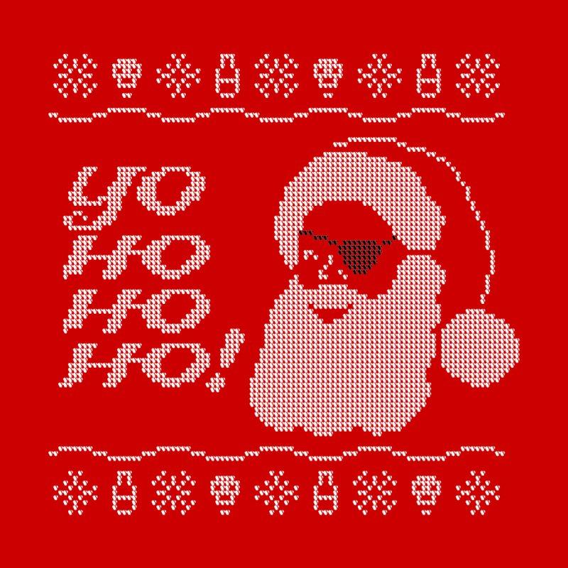 Yo Ho Ho Ho Home Shower Curtain by mj's Artist Shop