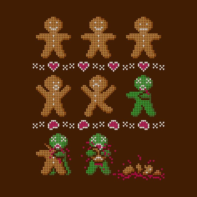 Gingerdead Sweater by mj's Artist Shop