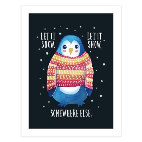 image for Let It Snow (Somewhere Else)