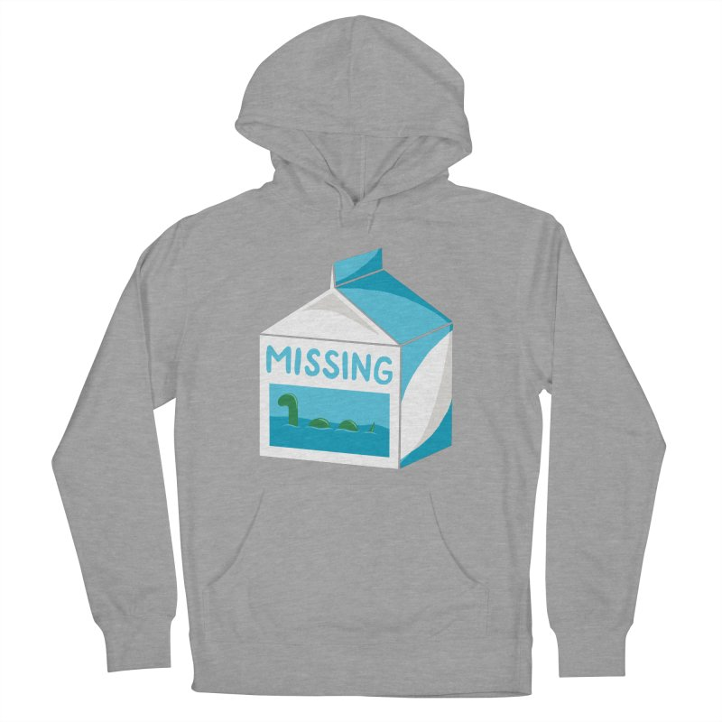 Missing Men's French Terry Pullover Hoody by mj's Artist Shop