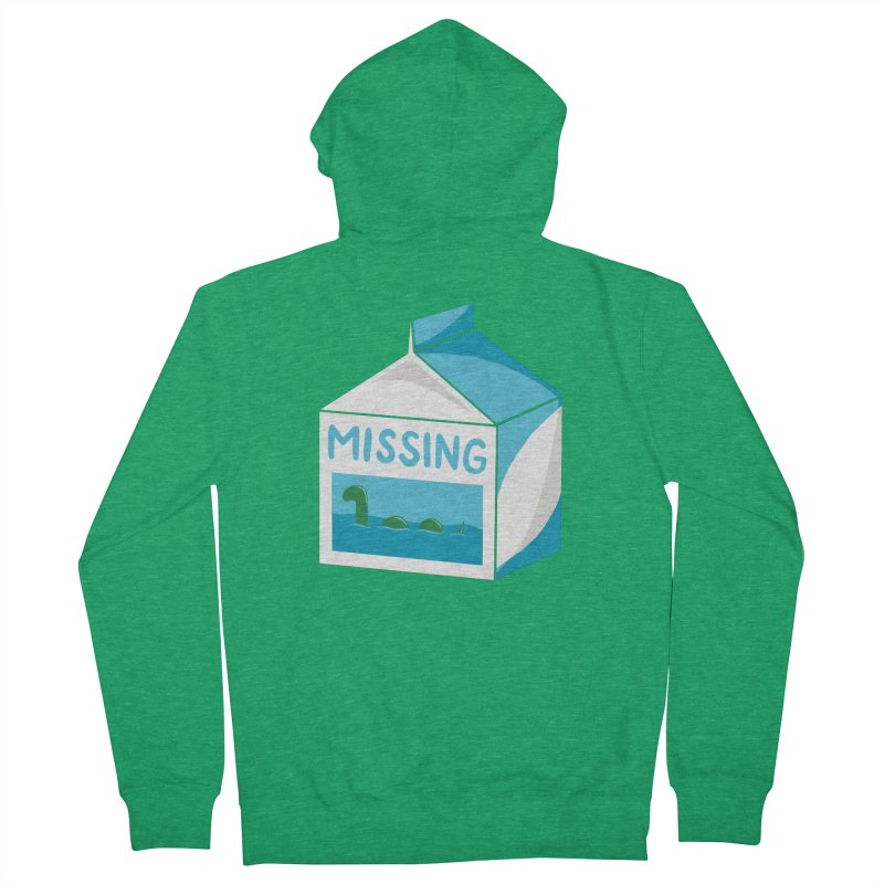 Missing Women's Zip-Up Hoody by mj's Artist Shop