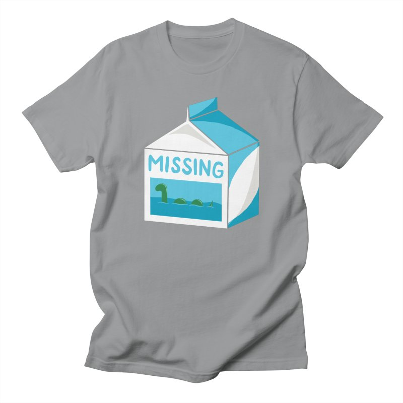 Missing Men's Regular T-Shirt by mj's Artist Shop