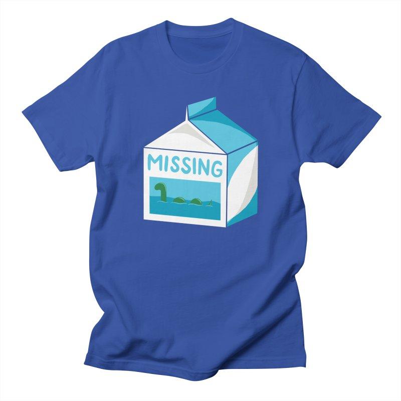 Missing Men's T-Shirt by mj's Artist Shop