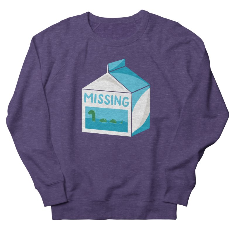 Missing Women's Sweatshirt by mj's Artist Shop
