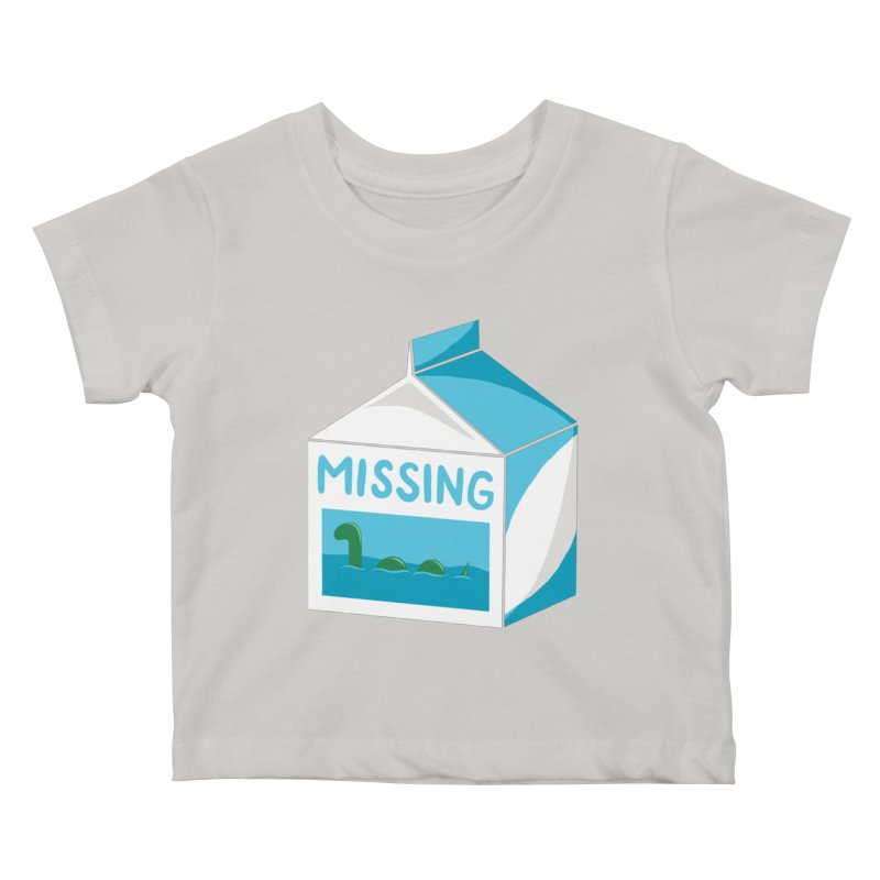 Missing Kids Baby T-Shirt by mj's Artist Shop