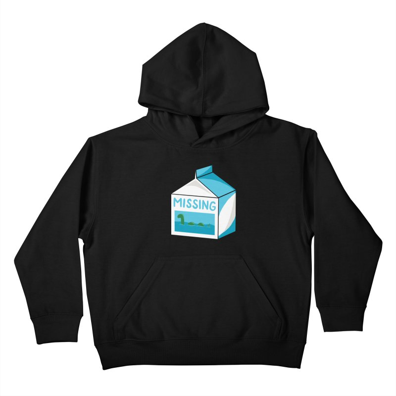 Missing Kids Pullover Hoody by mj's Artist Shop