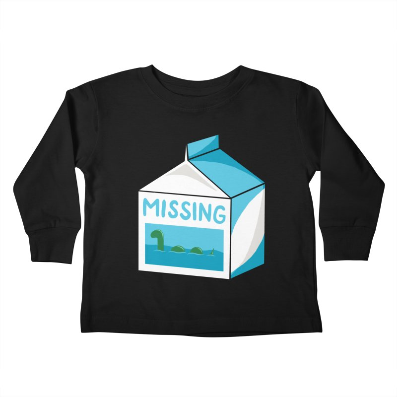Missing Kids Toddler Longsleeve T-Shirt by mj's Artist Shop
