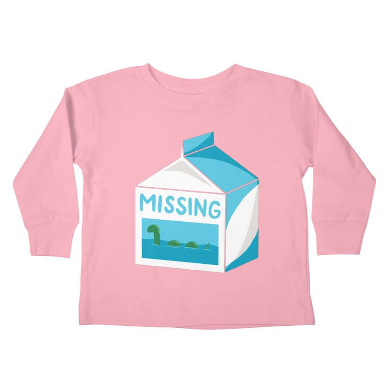 Missing Kids Toddler Longsleeve T-Shirt by mj's Artist Shop