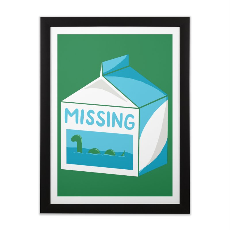Missing Home Framed Fine Art Print by mj's Artist Shop