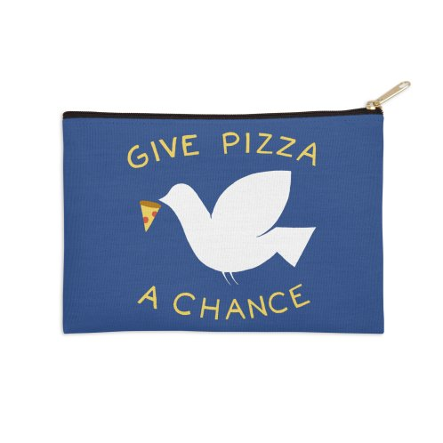 image for War and Pizza