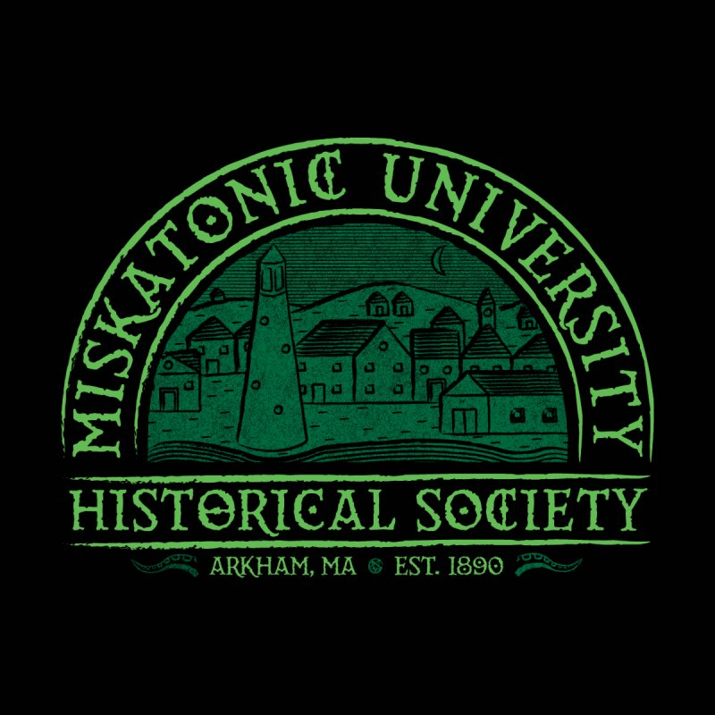 Miskatonic Historical Society by mj's Artist Shop