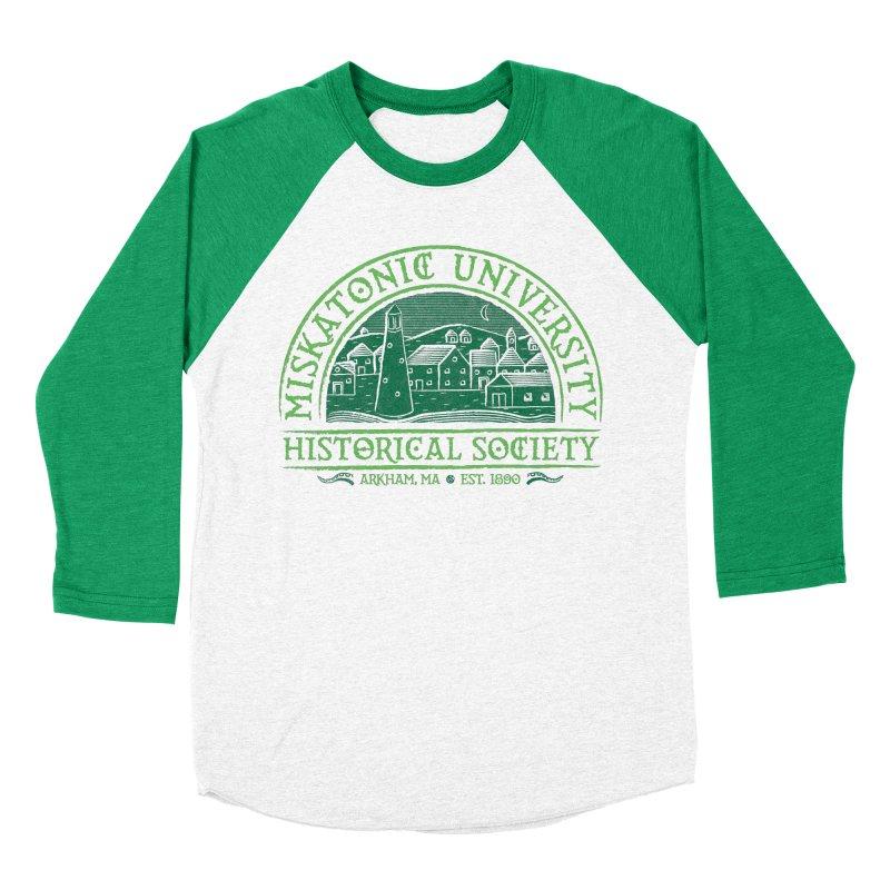 Miskatonic Historical Society Men's Longsleeve T-Shirt by mj's Artist Shop