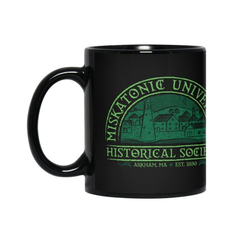 image for Miskatonic Historical Society