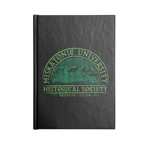 image for Miskatonic Historical Society