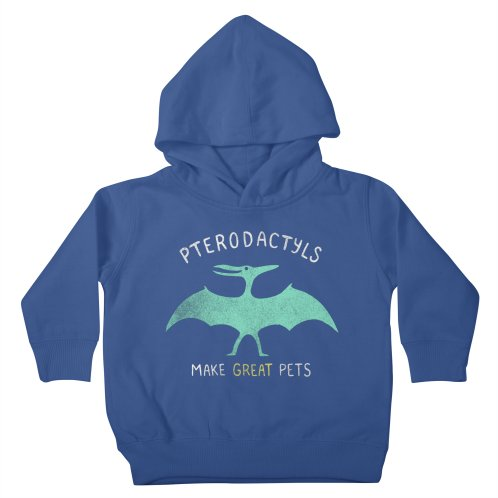 image for Pterodactyls Make Great Pets