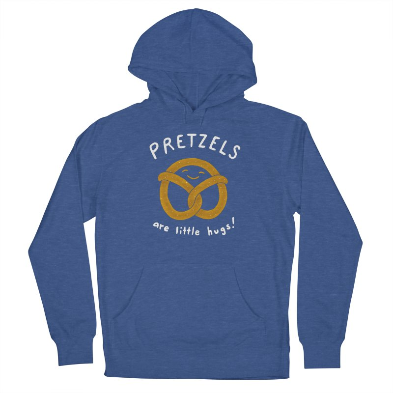 Pretzels are Little Hugs Women's Pullover Hoody by mj's Artist Shop