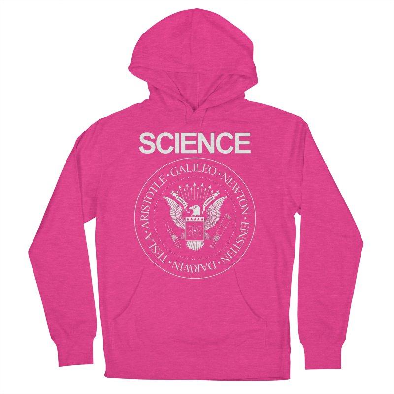 Science Rocks Men's Pullover Hoody by mj's Artist Shop