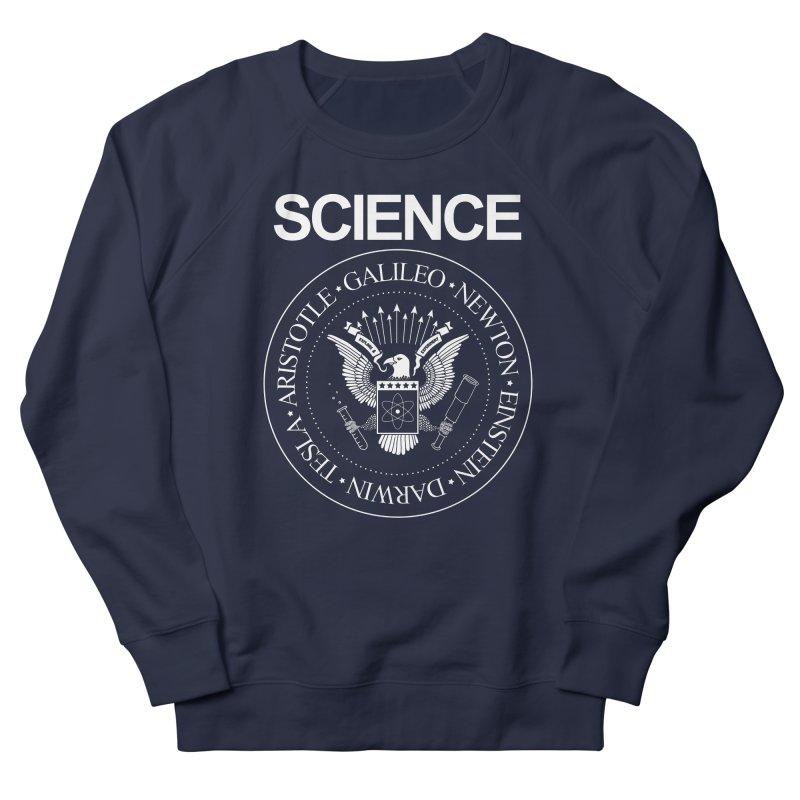 Science Rocks Men's Sweatshirt by mj's Artist Shop