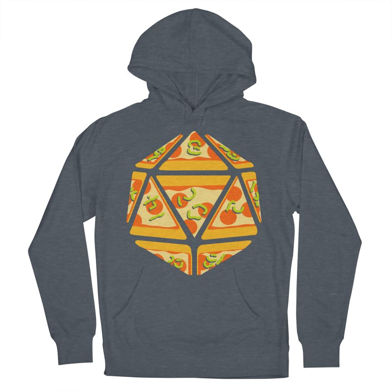 Pizza Roll Women's Pullover Hoody by mj's Artist Shop