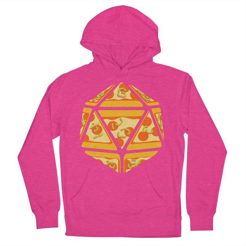 Pizza Roll Women's Pullover Hoody by mj's Artist Shop