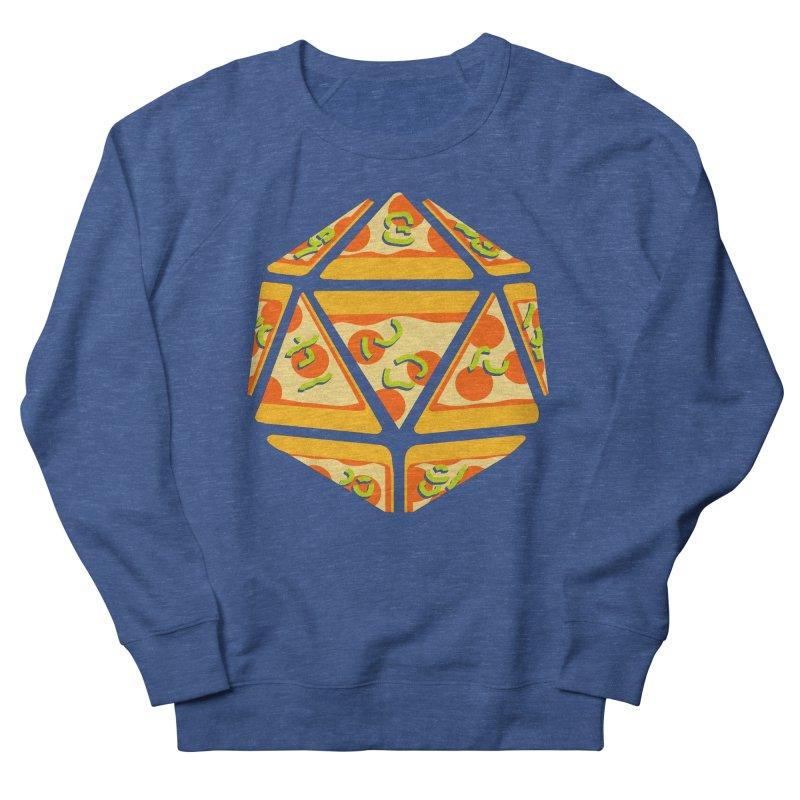 Pizza Roll Women's Sweatshirt by mj's Artist Shop