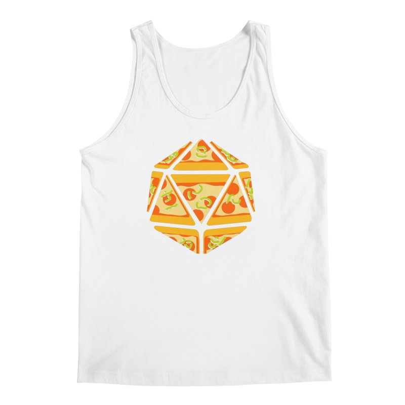 Pizza Roll Men's Tank by mj's Artist Shop