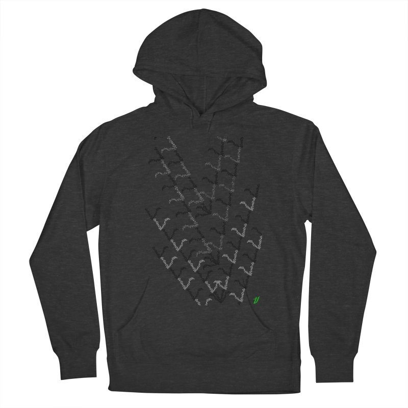Migration Men's French Terry Pullover Hoody by MJAllAccess Designs