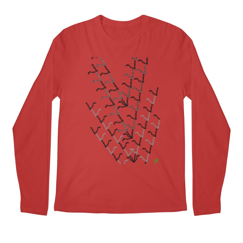 Migration Men's Longsleeve T-Shirt by MJAllAccess Designs