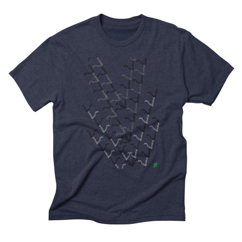 Migration Men's Triblend T-Shirt by MJAllAccess Designs