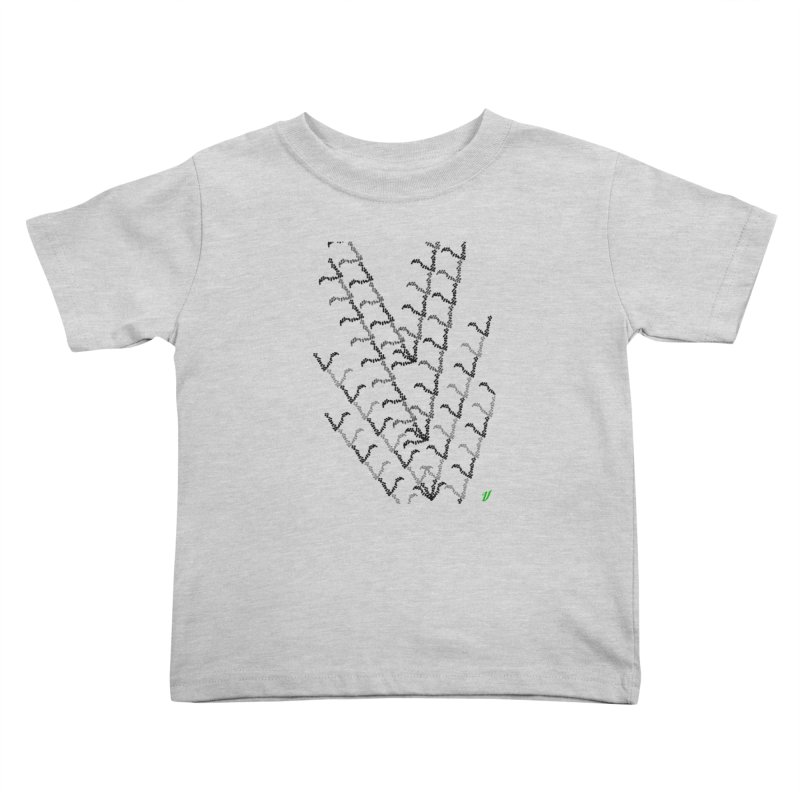 Migration Kids Toddler T-Shirt by MJAllAccess Designs