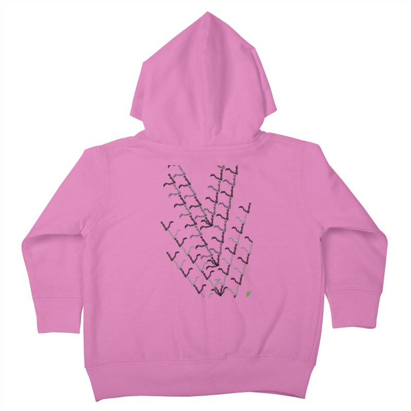 Migration Kids Toddler Zip-Up Hoody by MJAllAccess Designs