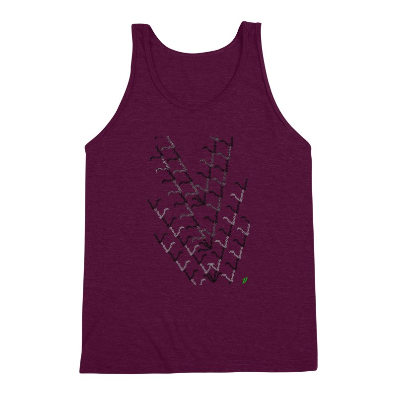 Migration Men's Triblend Tank by MJAllAccess Designs