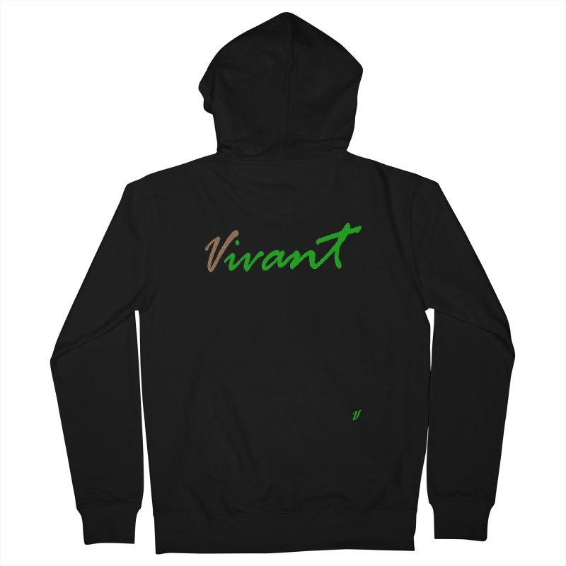 Built Solid Women's Zip-Up Hoody by MJAllAccess Designs