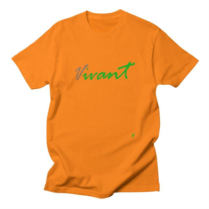 Built Solid Men's Regular T-Shirt by MJAllAccess Designs