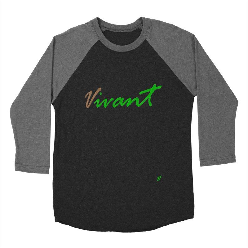 Built Solid Women's Baseball Triblend Longsleeve T-Shirt by MJAllAccess Designs