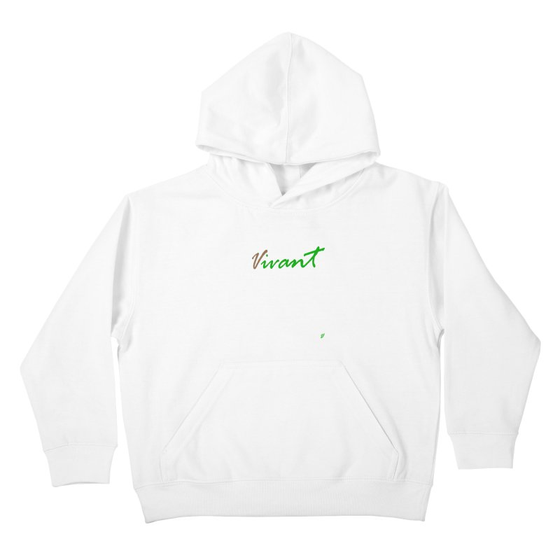Built Solid Kids Pullover Hoody by MJAllAccess Designs