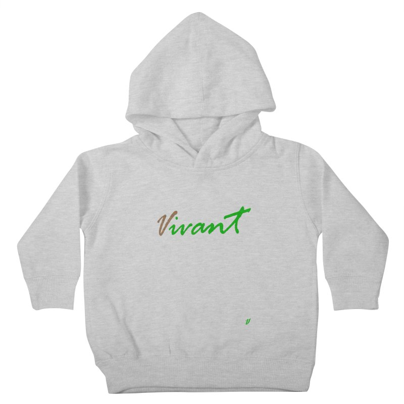 Built Solid Kids Toddler Pullover Hoody by MJAllAccess Designs