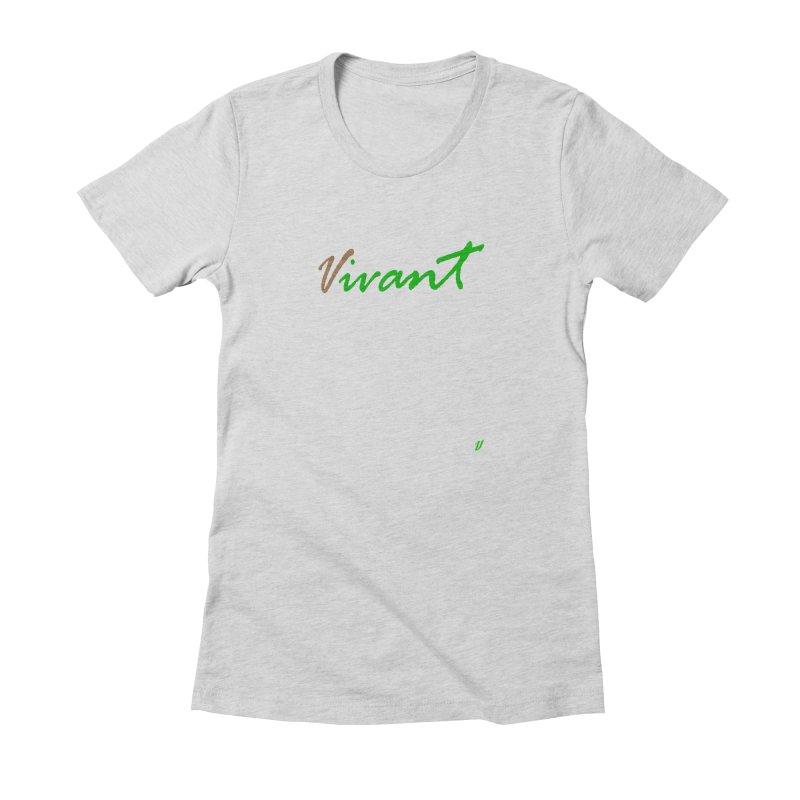Built Solid Women's T-Shirt by MJAllAccess Designs
