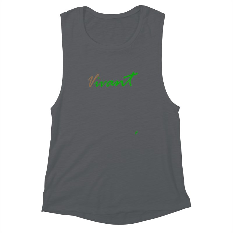 Built Solid Women's Muscle Tank by MJAllAccess Designs