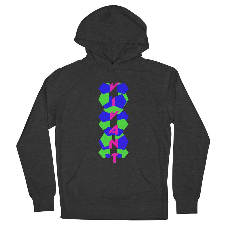 Alive Women's French Terry Pullover Hoody by MJAllAccess Designs