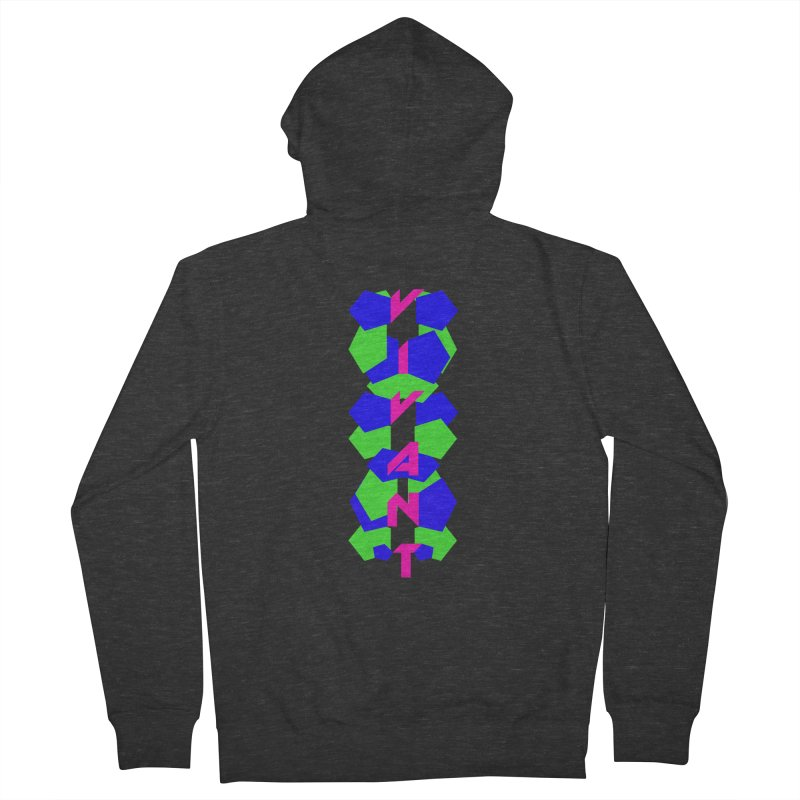 Alive Women's French Terry Zip-Up Hoody by MJAllAccess Designs